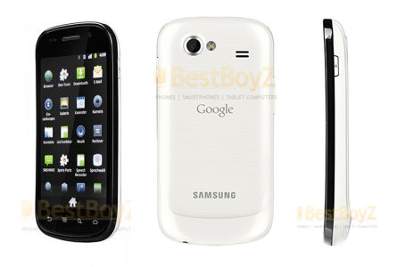 Google White Nexus S