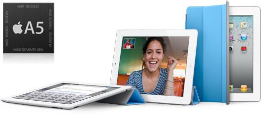 iPad A5 Processor