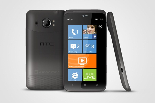 Titan II: HTC's First LTE Windows Phone