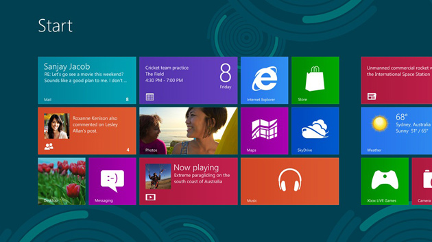 Microsoft Windows 8 will be available on Oct. 26