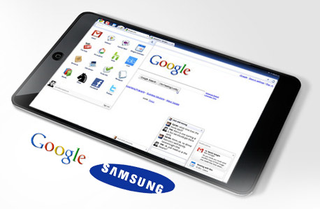REPORT: Samsung and Google to Unveil High-End Nexus Tablet