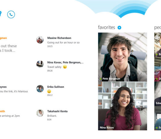 Download Skype for Windows 8