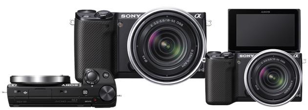 Sony Alpha NEX 5R