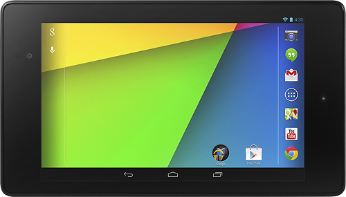 Google unveils Nexus 7: World's Highest Resolution Tablet