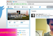 Twitter rolls out revamped version of desktop design