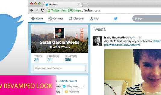 Twitter rolls out revamped version of desktop design