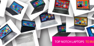 Top Notch Laptops To Buy In 2014