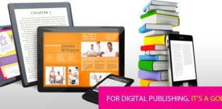 For digital publishing, it's a golden era