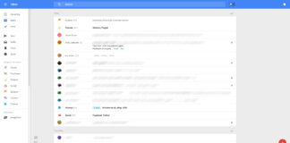 Gmail New Interface