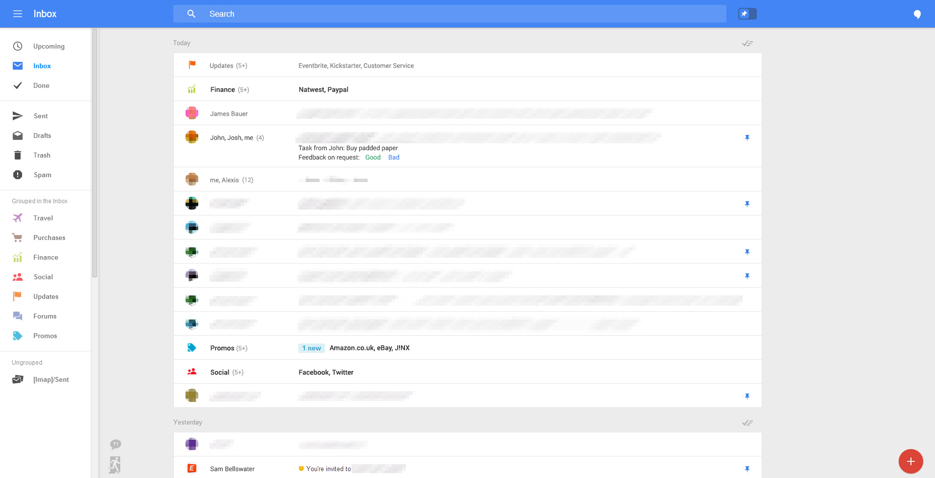 Google may be testing new User Interface for Gmail website