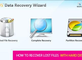 EaseUS Recovery