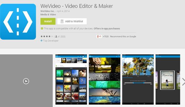 WeVideo