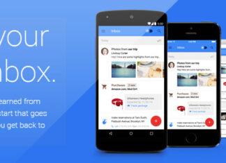 new inbox app