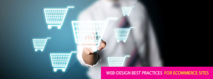 Web-Design Best Practices for eCommerce Sites