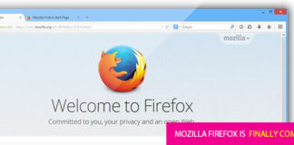 Mozilla Firefox for iOS