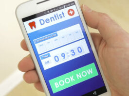 Booking Dentist Appointments