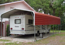 Putting Your RV in A Storage Unit
