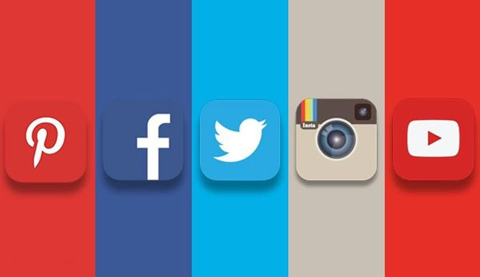 Social Media Platforms Online