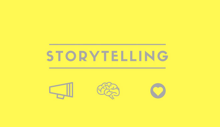 Storytelling Acts Like a Powerful Branding Tool