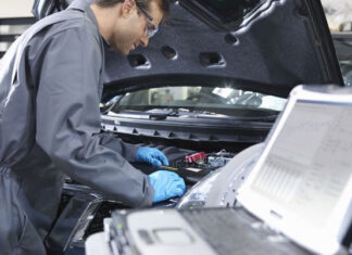Which Type of Programming Language is Used in the ECU of a Car