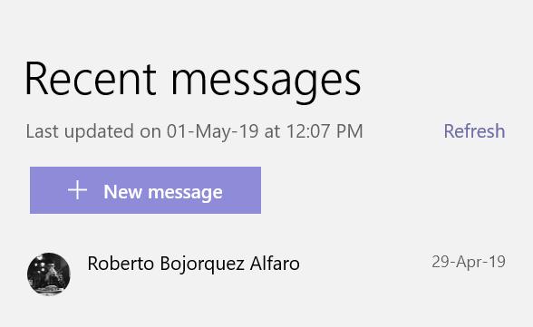 Microsoft Your Phone App Contact Photo