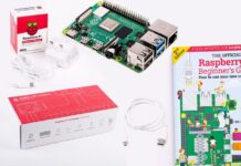 Raspberry PI 4 Full Kit
