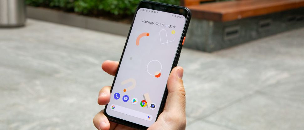 Google Pixel 4 Device