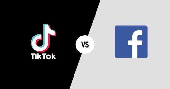 TikTok beats Facebook